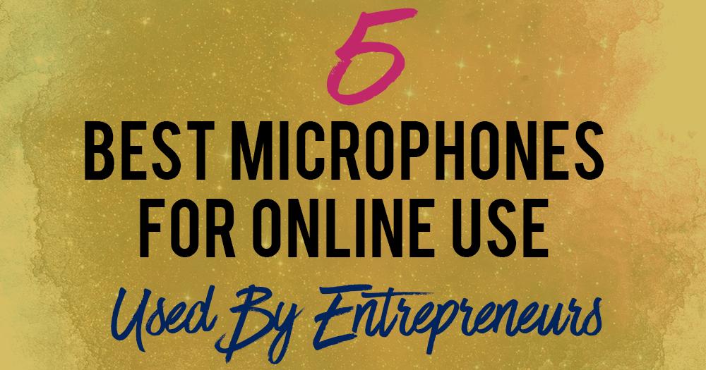 best-microphones-videos