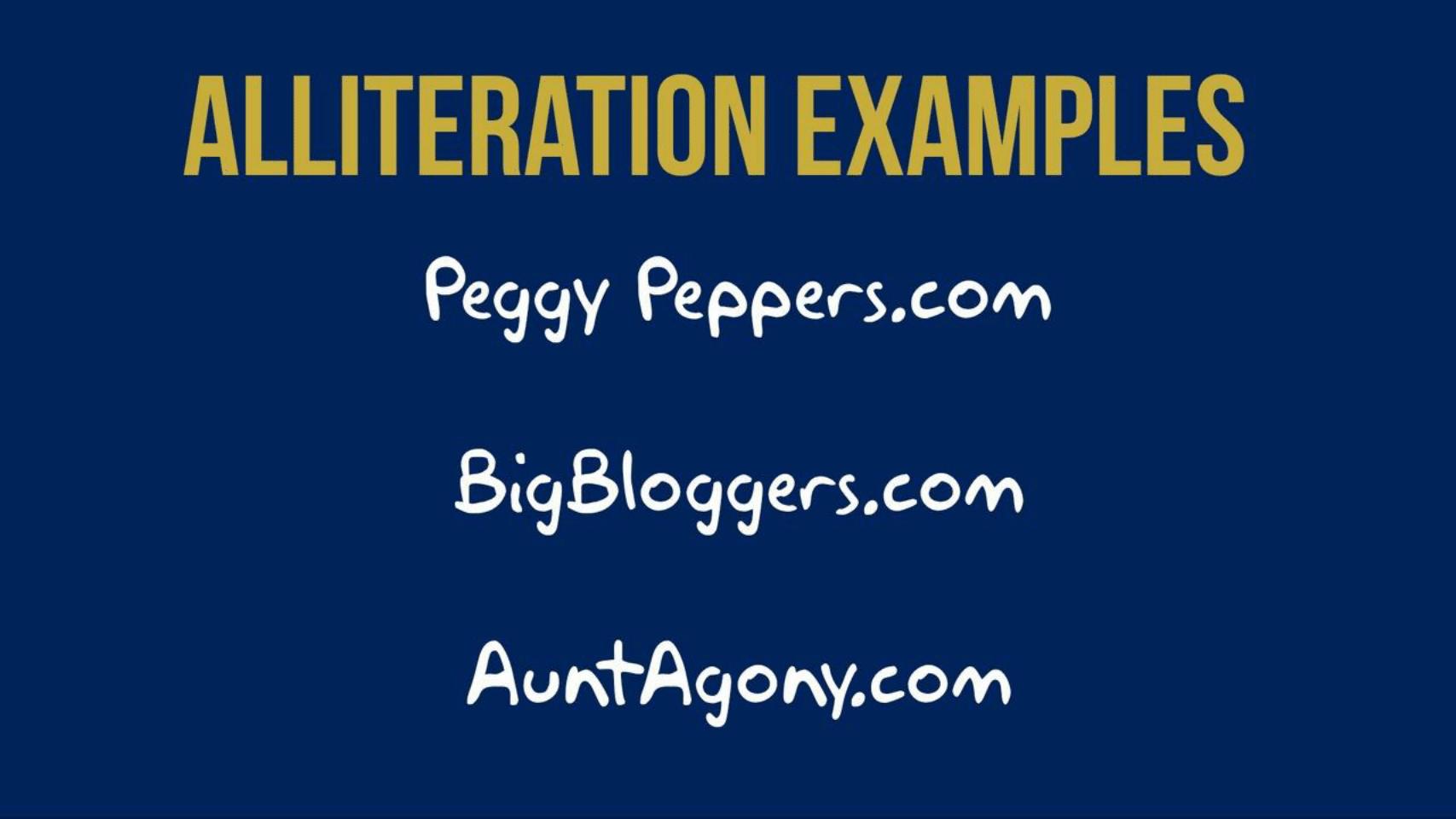 alliteration-blog-names