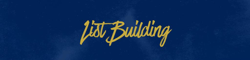 how-to-start-a-successful-blog-list-building
