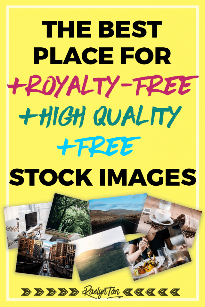 Where to find free stock images for your blog and business, to use for your social media platforms, and more! Perfect for bloggers, entrepreneurs, designers... Find food, lifestyle, fashion, travel and other images royalty free here! #stock #image #free #business #blog