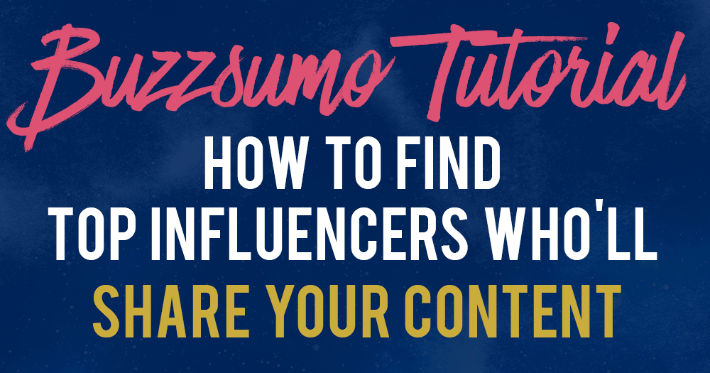 buzzsumo-tutorial-share