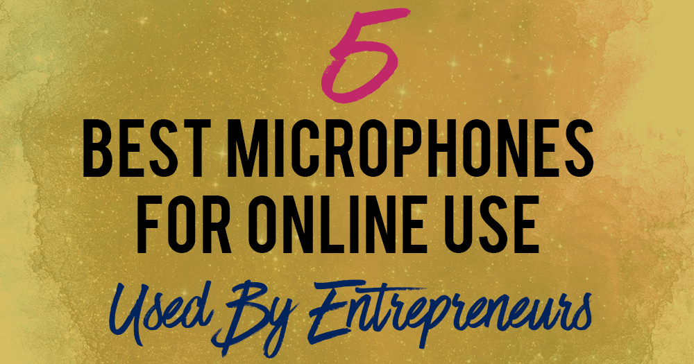 best-microphones-videos