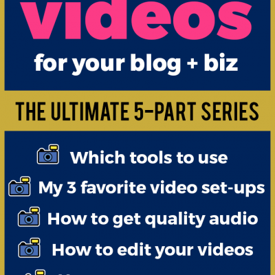 A Step-By-Step Guide to Creating & Recording Awesome Videos Online