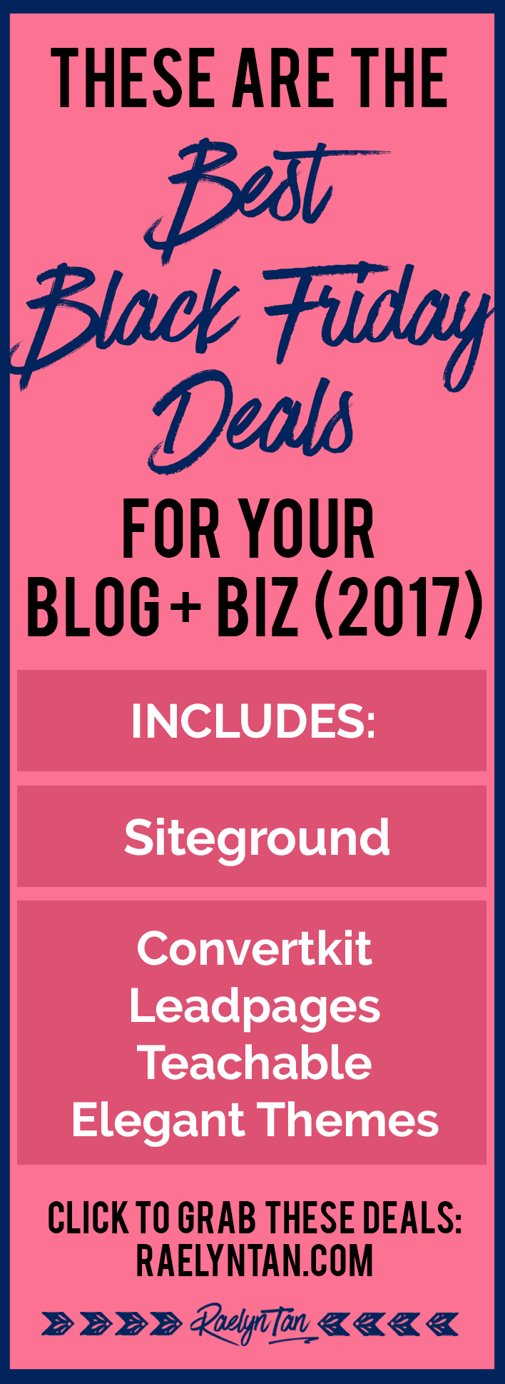 Check Out These Black Friday and Cyber Monday 2017 Blogging and Online Business deals! Get free bonuses, flash sales and more for your blog. Entrepreneurs for the win!!!