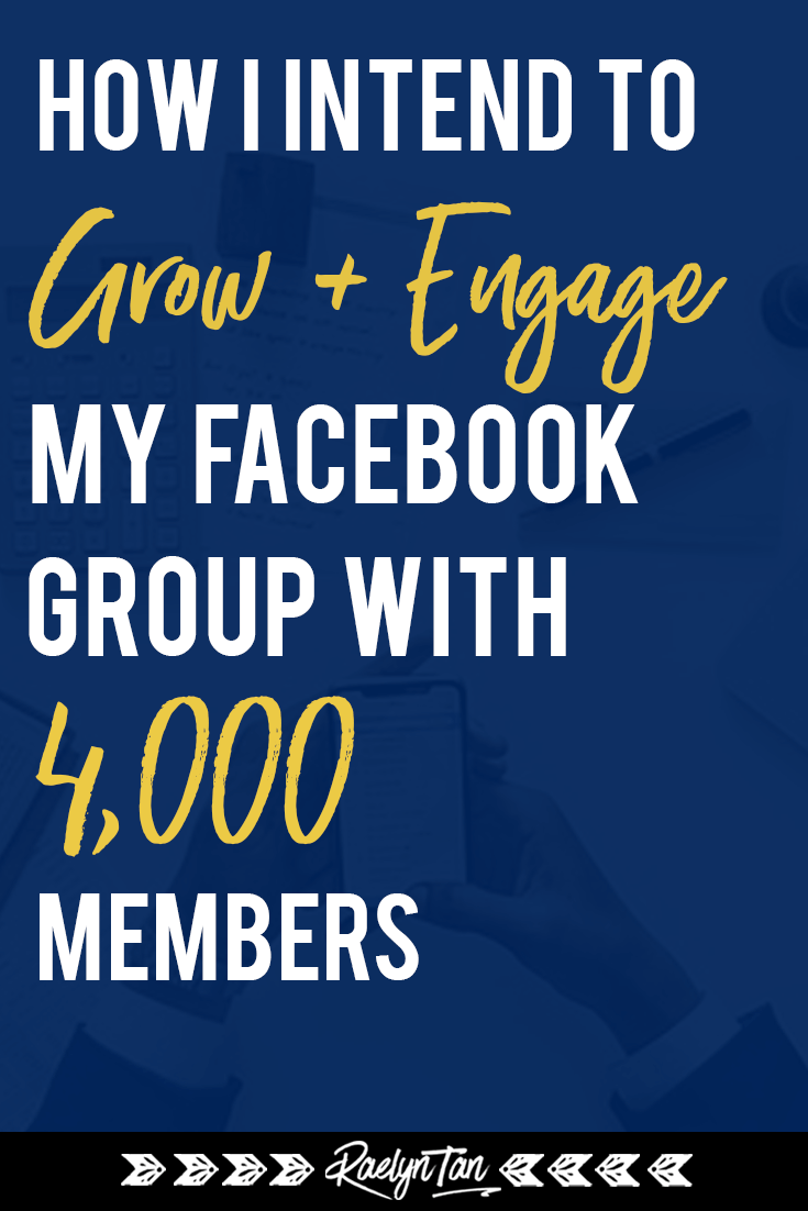 Lessons Learnt: How I Will Grow & Engage My Facebook Group
