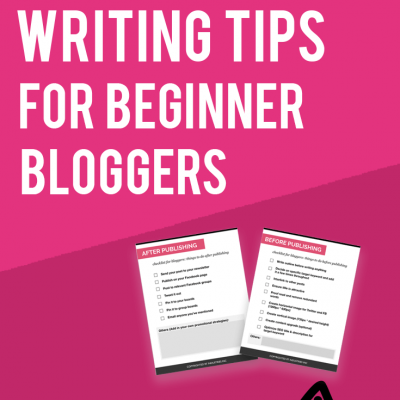 8 Critical Content Writing Tips for Beginner Bloggers