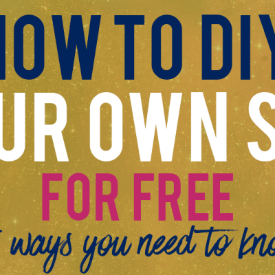 Do It Yourself SEO Guide: How to Do Your Own SEO For Free