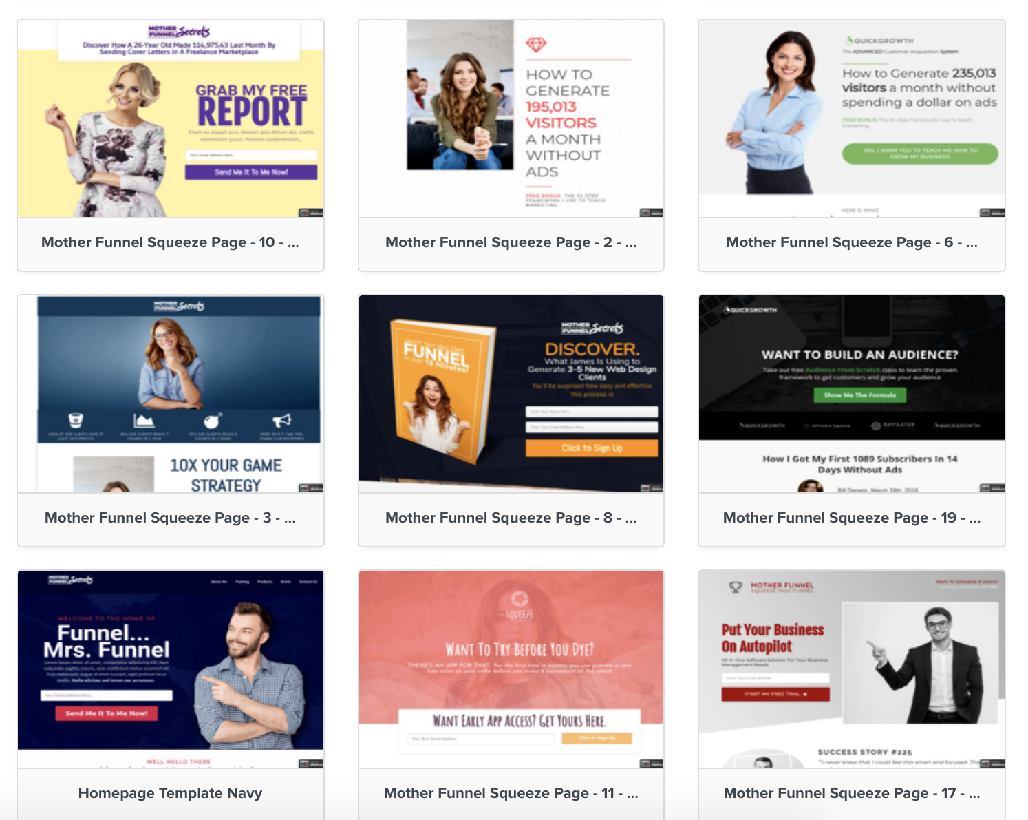 The Definitive Guide to Clickfunnels Templates