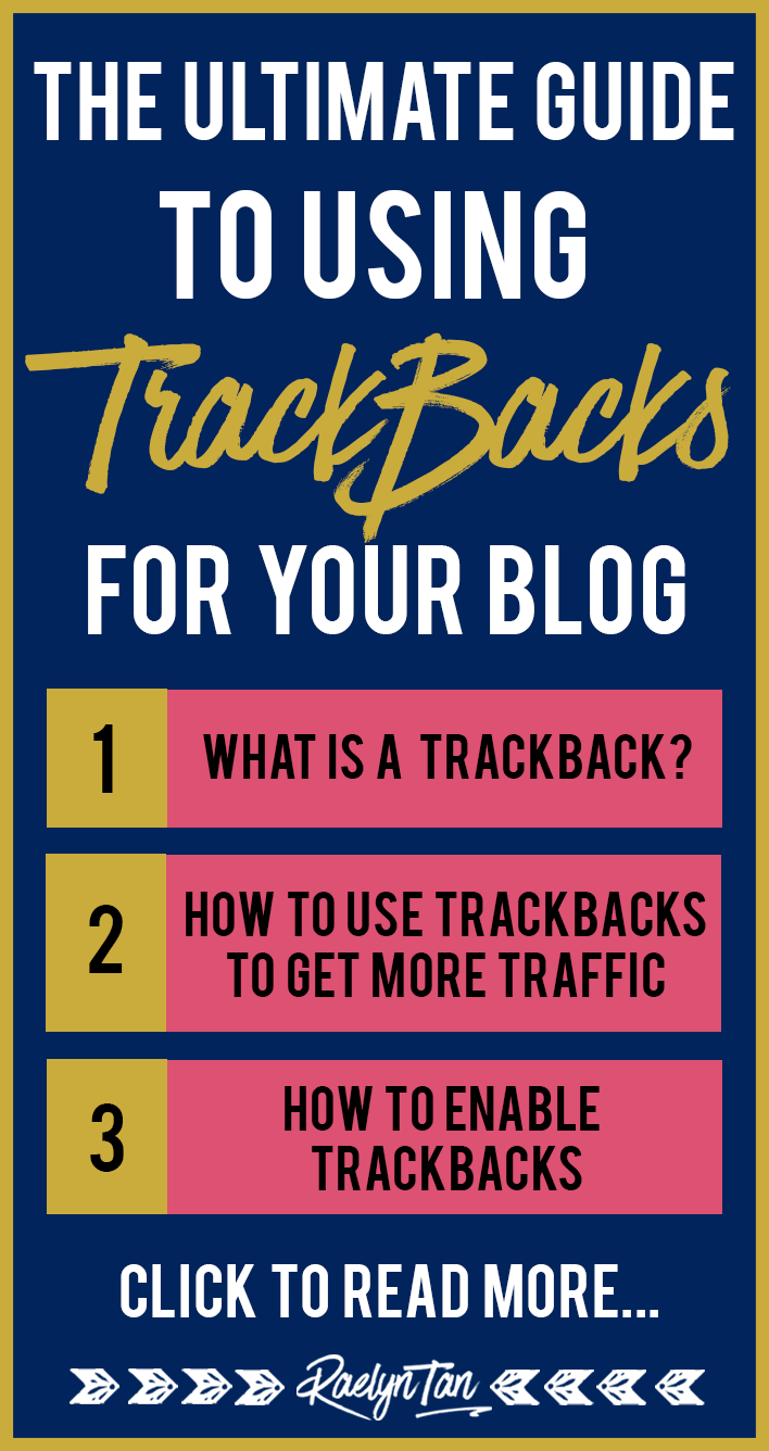 What is a trackback? Does it help with SEO? How can trackbacks help you get more traffic? Are they worth your time? How do you disable trackbacks? Read this post to find out!