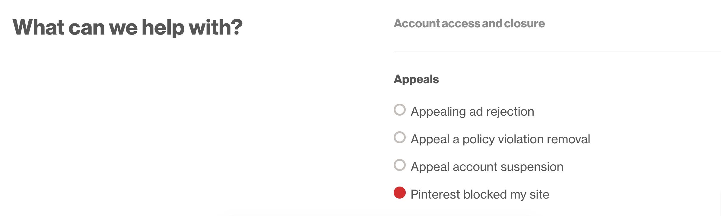 appeal-pinterest-unblock-url